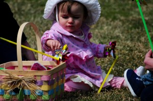 Easter at the PA Club 2015
