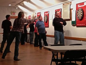 Annual Darts Tourney